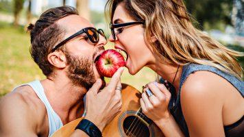 Das passiert, wenn Sie jeden Tag einen Apfel essen