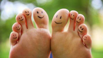 Was Ihre Füße über Ihren Charakter aussagen