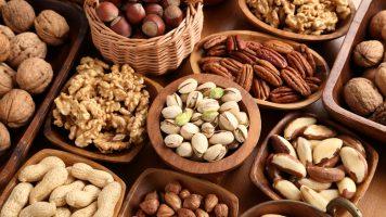 Diese 10 Nüsse machen gar nicht dick